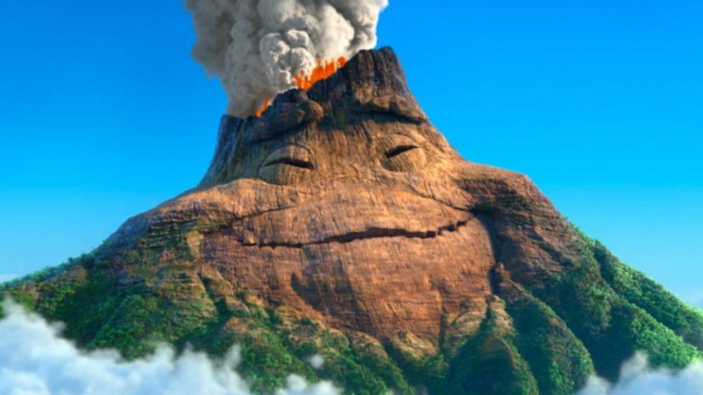 Lava Pixar corto