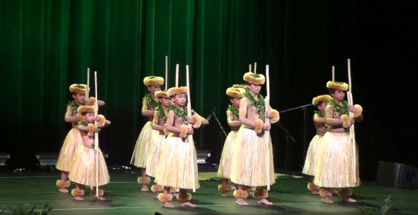 Traje de nino Keiki Kane - Kahiko 3
