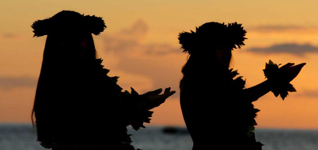 baile hawaiano hula danza