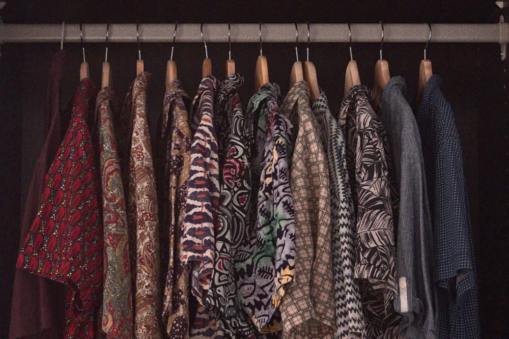 camisas hawaianas vintage