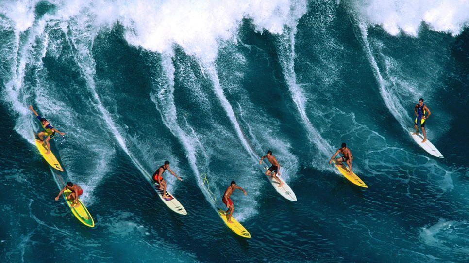 campeonato surf hawaii waimea bay oahu