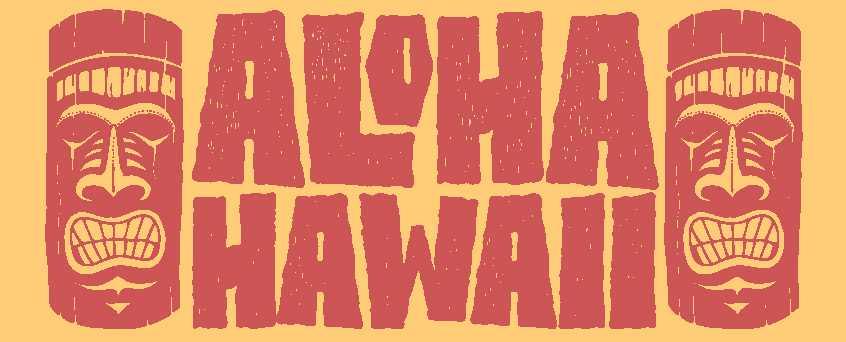 carteles hawaianos