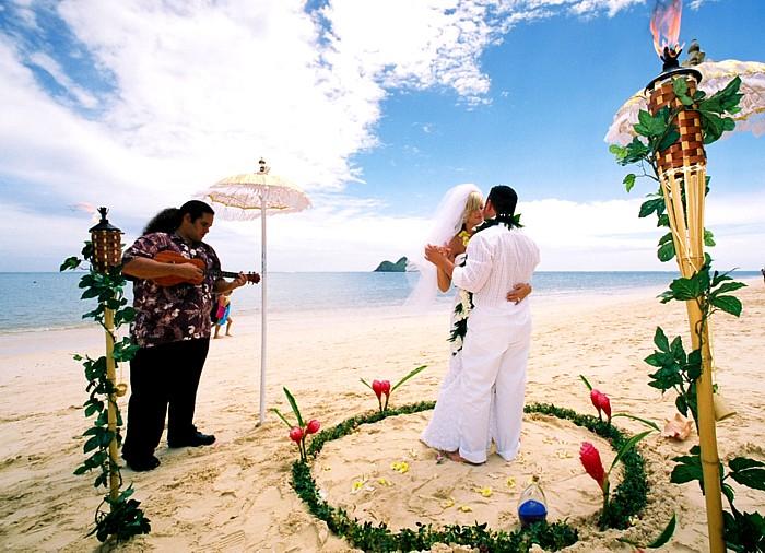 circulo amor ceremonia hawaiana