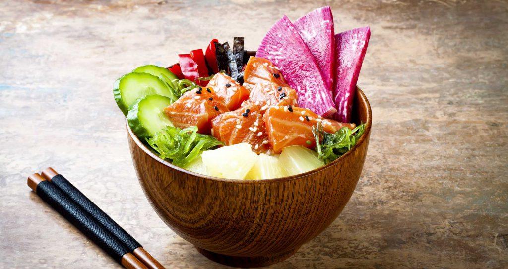 comida hawaiana gastronomia