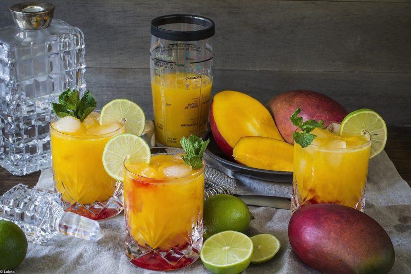 mai tai sin alcohol mango