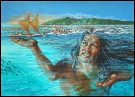 mitologia hawaiana
