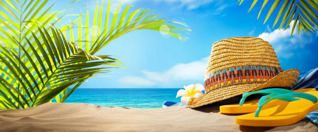 sombreros hawaianos
