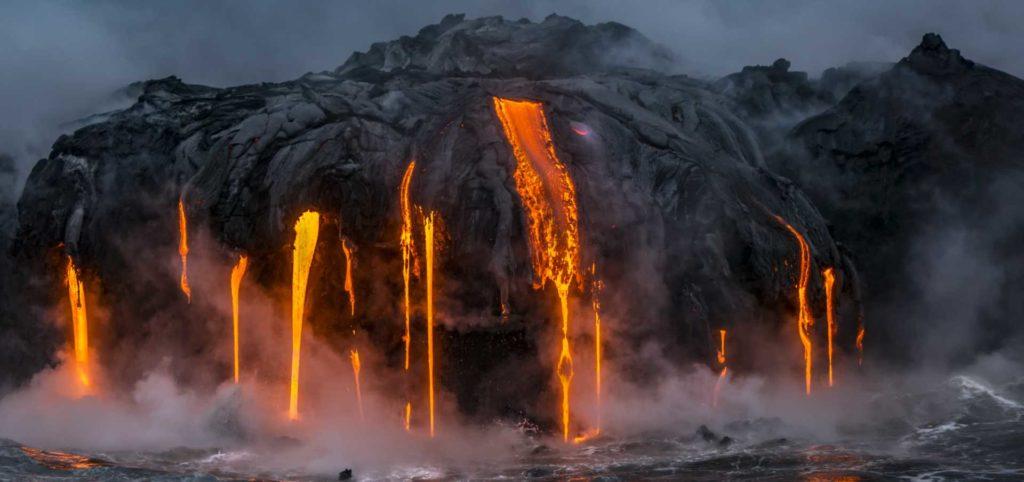 volcanes hawaianos